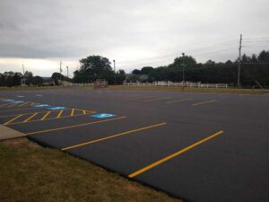 commercial-asphalt-and-parking-lot-striping-athens-wesleyan-church