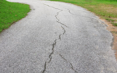 My Driveway Is Not That Old And Already Cracking!